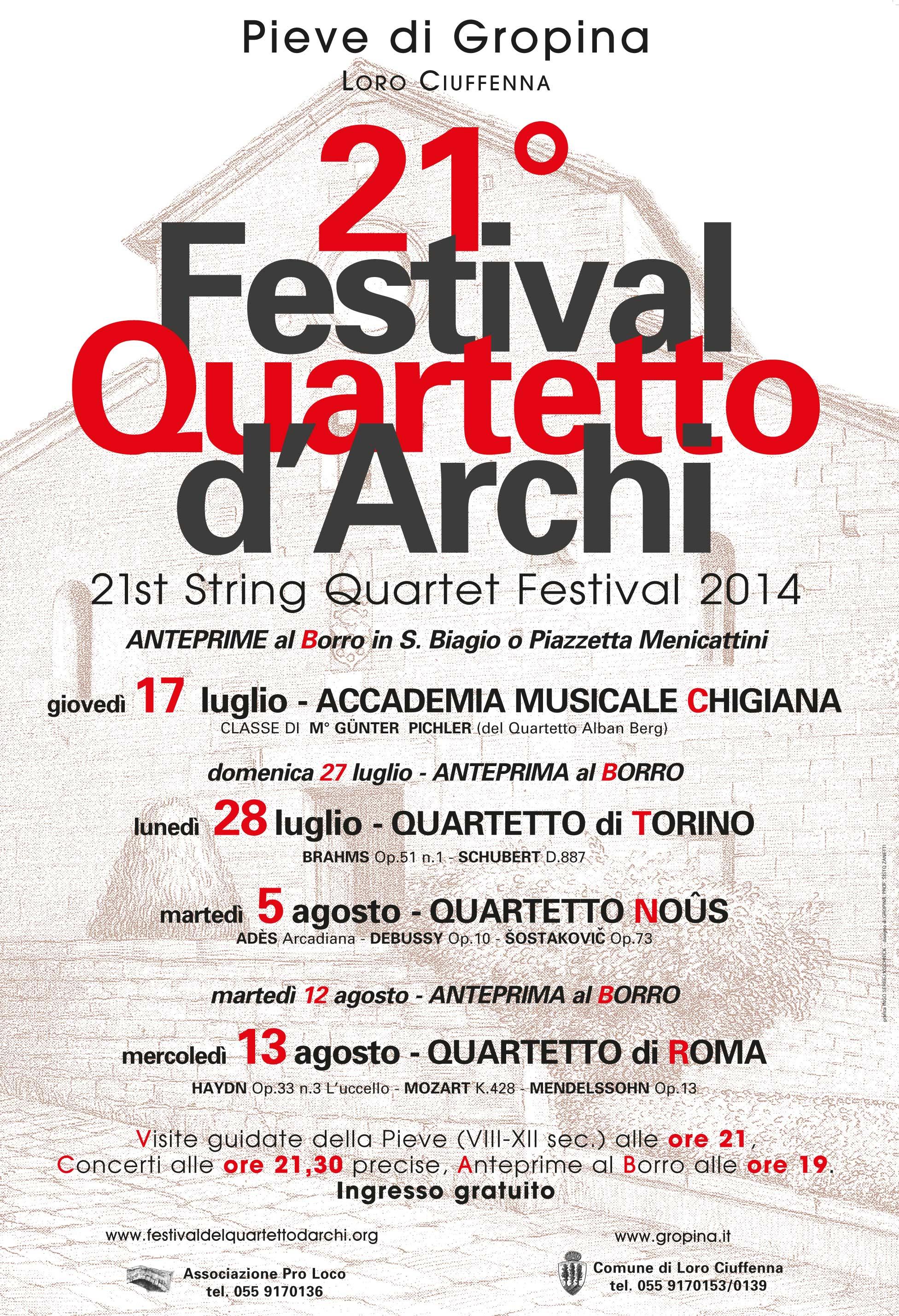 festival del quartetto d archi 2011 2016 festival quartetto d 39 archi. Black Bedroom Furniture Sets. Home Design Ideas