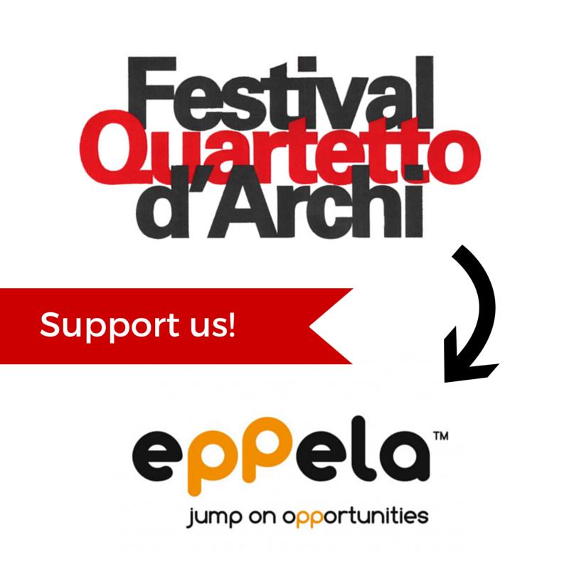 Il nostro Crowdfunding con Eppela.com! Sostieni il Festival!
